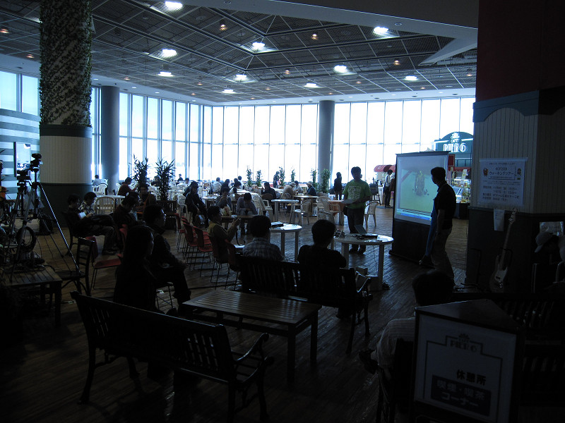 KOF2009:関西オープンソース2009resize0033