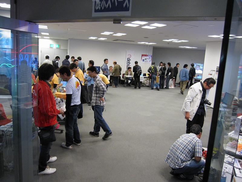 KOF2009:関西オープンソース2009resize0034