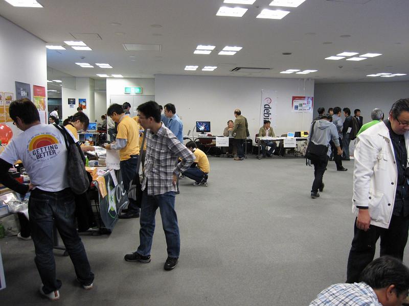 KOF2009:関西オープンソース2009resize0035