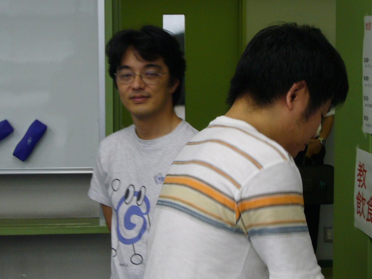 オープンソースカンファレンス2008Kansai@Kyoto7